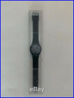 1986 Keith Haring Swatch Men's Watch Gz 104 Artists Proof