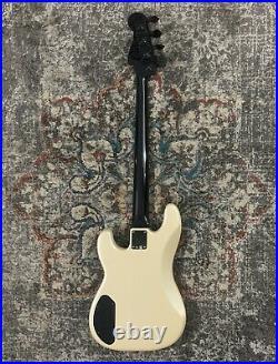 2015 Fender Duff McKagan Precision Bass Special! Jazz Bass Pickup! Guns & Roses