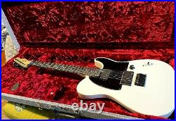 2015 Fender Jim Root Artist Series Signature Telecaster Flat White