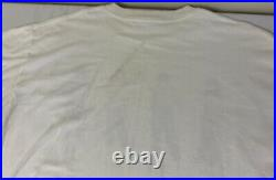 90s Vintage Cher Music Artist T shirt Tultex XL
