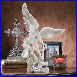 Archangel St. Michael Handmade 15 Replica Statue by Artist Guido Reni