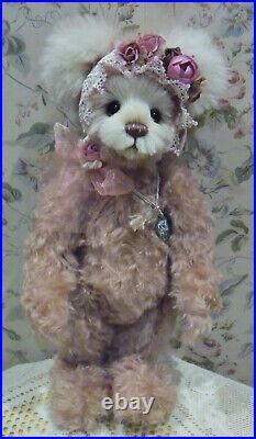 BONITA Charlie Bears 2020 Mohair Limited Edition