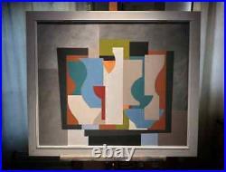 Ben Nicholson modern british style abstract still life by Richard Witham