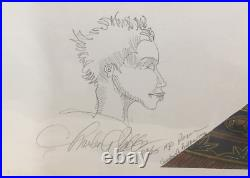 Charles Bibbs Lady in White Remarque AP Edition