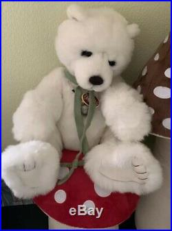 Charlie Bear Extremely Rare Jorja. Tags, Toto Bag, free Gift. LAST LISTING