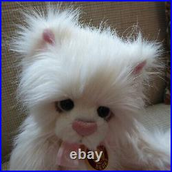 Charlie Bear'princess' Cat, With Tags, 2009, Kelsey Cunningham, Only 450 Made