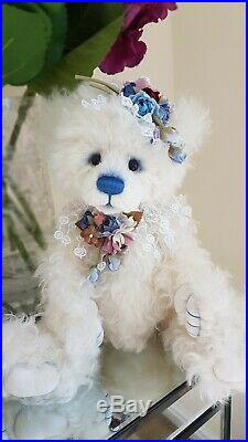 Charlie Bears 2020 Mohair Year Bear Isabelle Lee Sold Out