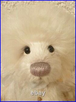 Charlie Bears Charlie Year Bear 2015 Limited Edition Mohair