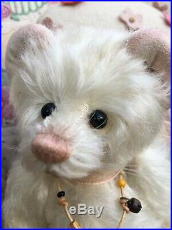 Charlie Bears Crumb Mouse 2011 Isabelle Collection UK Ltd Ed 300 Retired HTF