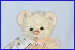Charlie Bears Crumb Retired Tagged Isabelle Collection
