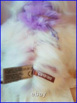 Charlie Bears Dee Dee Plumo Bear Ltd Edition With Tags