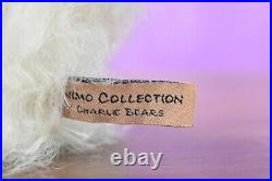 Charlie Bears Egg Nog Minimo Limited Edition Tagged Designed by Isabelle Lee