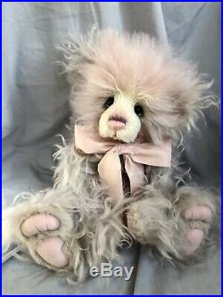 Charlie Bears Isabelle Collection Dreamgirl NEW SOLD OUT
