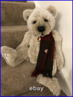 Charlie Bears Kenny (Original, Retired and HTF)