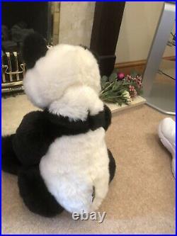 Charlie Bears Monium Panda Retired 2013 Black & White 23 CB131394 Isabelle Lee