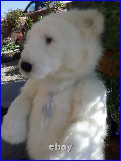 Charlie Bears'Portia' Polar Bear Limited Edition (No Prema bear)