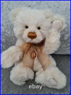 Charlie Bears SARAH Isabelle Lee 2008 RETIRED Rare