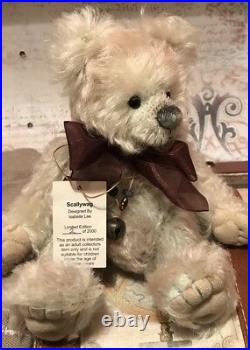 Charlie Bears SCALLYWAG 2/2000 Free P&P For All Buyers