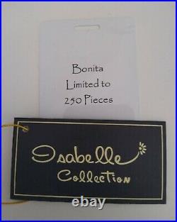 Charlie Bears Stunning BONITA Charlie Bears 2020 Mohair Limited Edition
