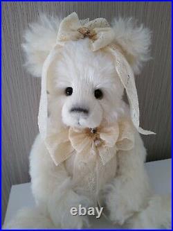 Charlie Bears Stunning Mohair/Alpaca 2021 Year Isabelle Lee Bear