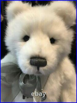 Charlie Bears Ursa Minor Polar Bear, Retired and VHTF