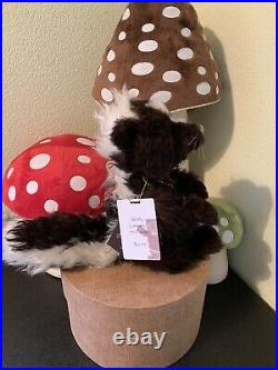 Charlie Bears Wiffy Extremely Rare 2010, Tags. Free P&P