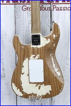 Charvel Henrik Danhage Limited Edition Signature Pro-Mod So-Cal Electric Guitar
