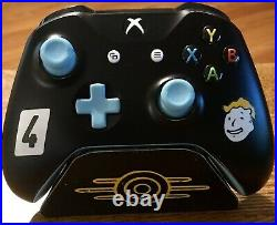 Custom xbox one s console, Artists rendition of a limited edition Fallout bundle