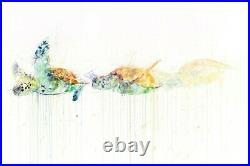 Dave White Sea Turtle Movement Limited Edition Artist Proof