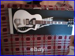 David Bowie limited edition guitar with Bigsby Tremelo hard case and certificate