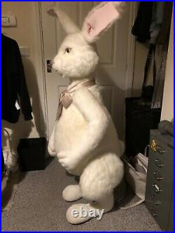 Easter the Giant Bunny Rabbit by Charlie Bears CB161675 117cm 46 Limited 31/500
