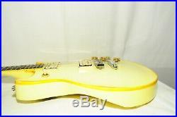 Excellent 1981 Ibanez Japan AR50 Artist Polar White Electric Guitar RefNo 3239