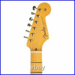 Fender Artist Series Eric Johnson Signature Stratocaster Thinline Vintage White