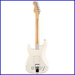 Fender Ed O Brien Sustainer Stratocaster, White, Maple (B-Stock)