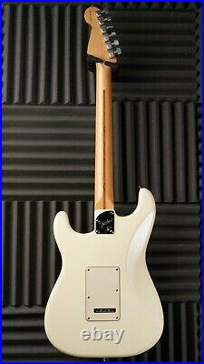 Fender Jeff Beck Artist Series Stratocaster 2002 Olympic White