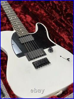 Fender Jim Root Signature Telecaster Flat White Artist Series