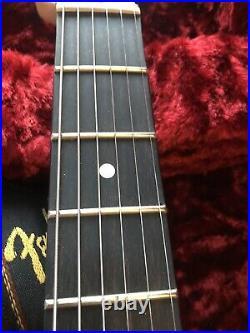 Fender Jim Root Tele Electric Guitar, Ebony Fingerboard, Flat White