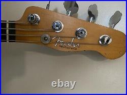 Fender Precision Bass Mike Dirnt Signature White'51 P-bass