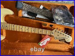 Fender Yngwie Malmsteen Stratocaster Guitar Vintage White Made In USA New