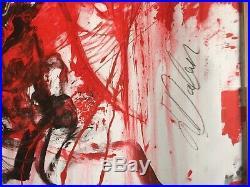Large Original Oil Painting UK Artist Leanne Dolan Nude Figure Signed 97cm56cm