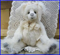 MOHAIR YEAR BEAR 2021 Charlie Bears Isabelle Collection