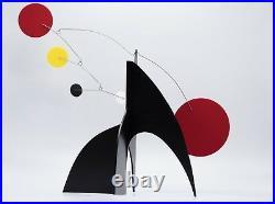 Marvelous Midcentury Modern Art Kinetic Stabile Sculpture Home Decoration MCM