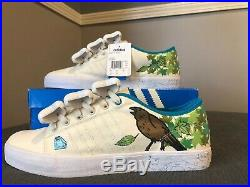 New! Adidas Originals Doley Artist, Jeremy Scott Bones Tribute, Size 13, RARE