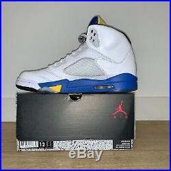 Nike Air Jordan 5 V Laney UK11 Yeezy off-white AJ 1 3 IV V VII VII