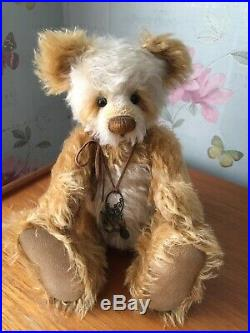 Rare Early Bear TALIA Ltd 131/200 Charlie Bears Isabelle Lee Collection 2008