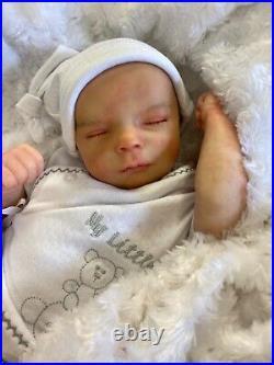 Reborn Baby Girl Art Doll 17 Callie Realborn Authentic Reborn Uk Artist