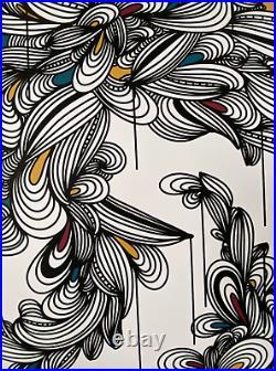 Simon KEF! 2020 signed /15 screen print white edition graffiti artist kaws