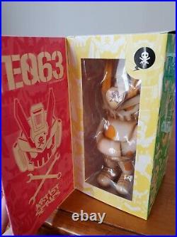 TEQ63 Quiccs Martian Toys Rombits RPB63 White Version Artist Series LE3