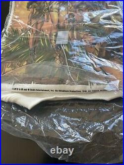 Vintage 1996 Gen 13 Image Comics Promo Shirt L Tee Sealed NWT RARE 90s Wildstorm
