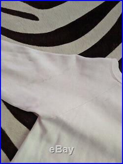 Vtg Rare MOCA MOMA Sweater 70's Art Tee Shirt Artist Contemporary Los Angeles LA
